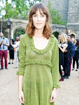 Credit Cards At the Ready: Alexa Chung Just Launched Her Clothing Line