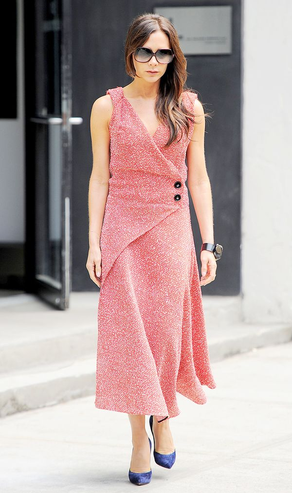 Victoria Beckham in Resort 2016 Dress