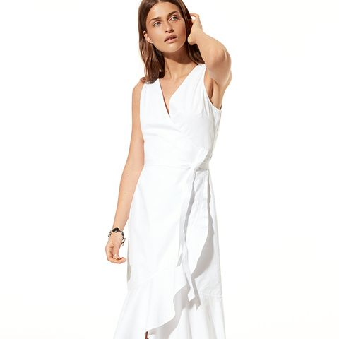 Whitlaw Dress in White
