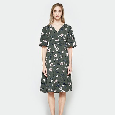 Loretta Wrap Dress