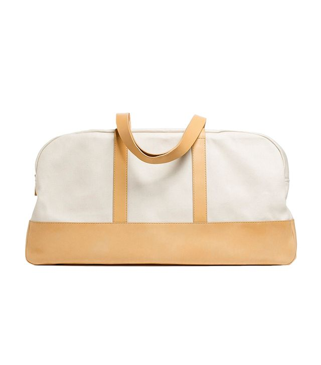 Everlane The Premium Leather-Base Weekender