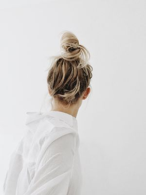 """""""Octopus Buns"""" Are Basically Just Messy Topknots (Shh, Don't Question It)"""