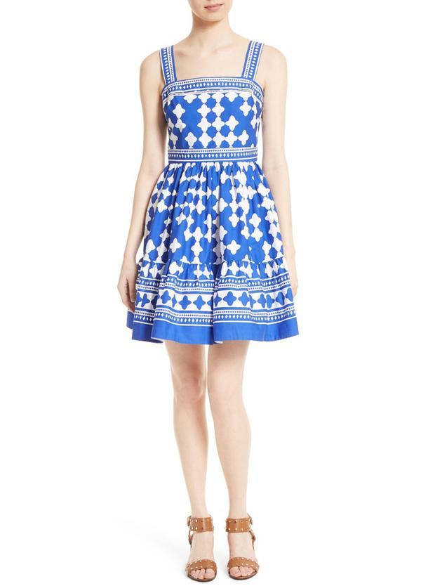 Pippa Middleton honeymoon dress Kate Spade New York