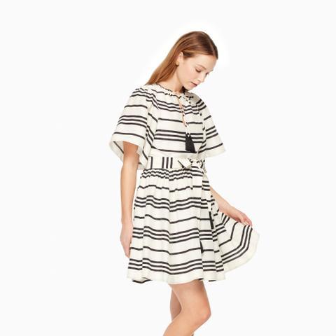 Bea Stripe Talita Dress