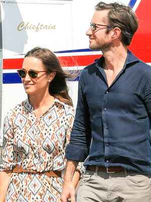 Pippa Middleton Just Brought Back a Zara Dress From 2013