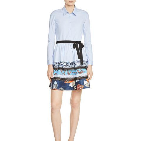 Rafina Belted Dress