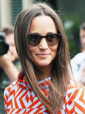 Pippa Middleton Wore the Prettiest Dress on Her Honeymoon