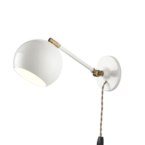 Isaac Plug-In Sconce