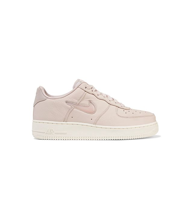 Nike NikeLab Air Force 1 Leather Sneakers