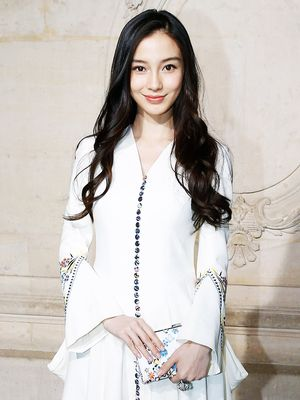 This Chinese Model and Actress Has Effortless Style