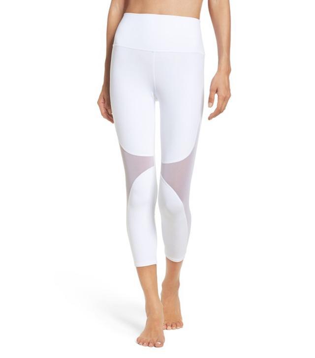 best white leggings