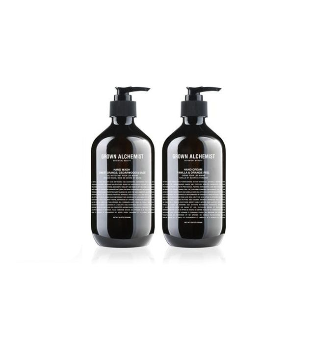 Grown Alchemist Hand Wash and Balm Duo Set