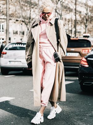 The #1 Rule for Pulling Off Sweatpants, From an Actual It Girl