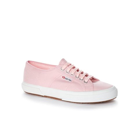 Cotu Classic Sneakers in Light Pink