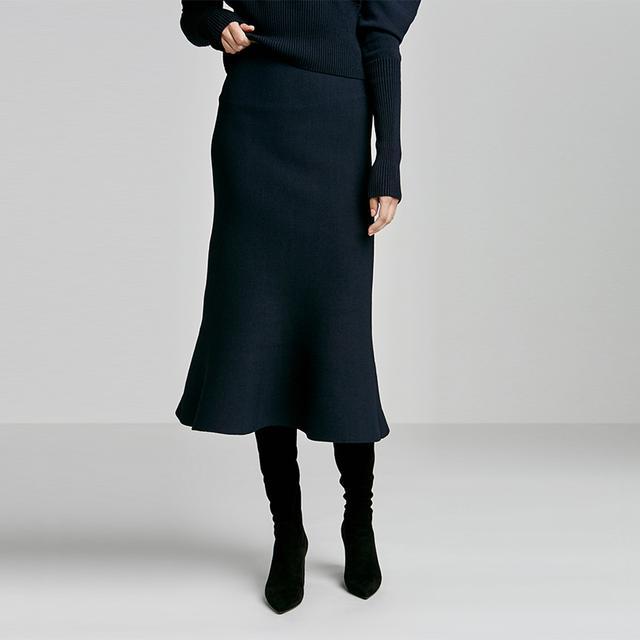 Scanlan Theodore Midi Skirt