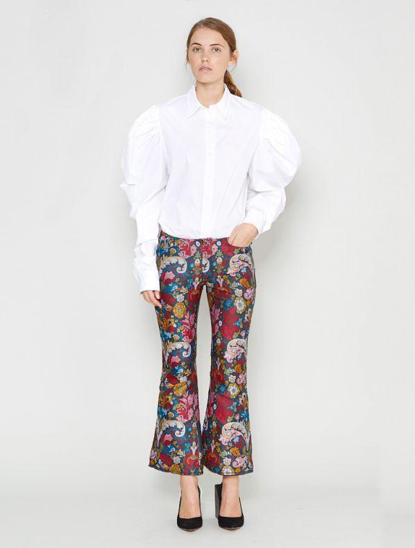 Marques' Almeida Floral Pants