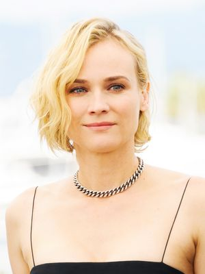 We Can't Stop Looking at the Self-Portrait Shoes Diane Kruger Just Wore