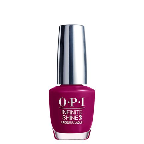 Inifnite Shine  2 Lacquer in Berry on Forever