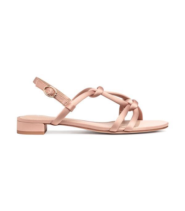 best h&m sandals