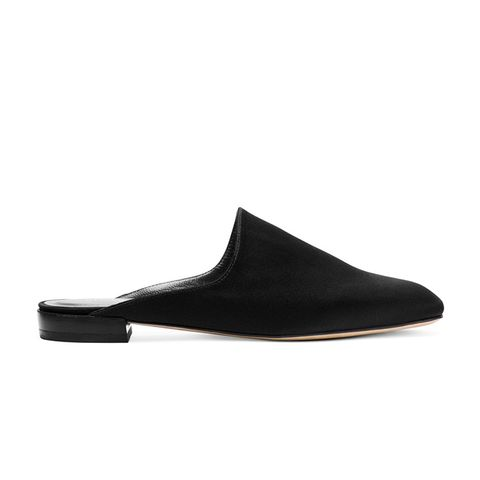 Mulearky Flats in Satin Black