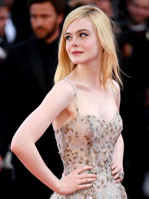 Elle Fanning Packed How Many Suitcases for Cannes?