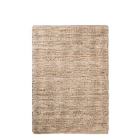 Threshold Area Rug Silver Lurex Natural