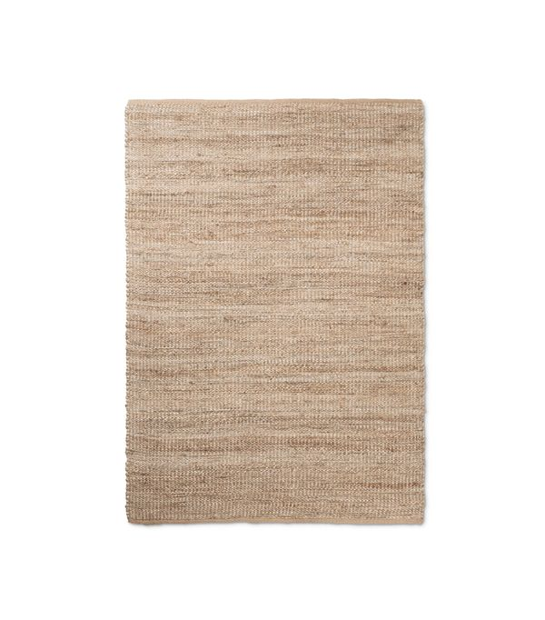 target threshold area rug silver lurex natural 160