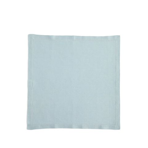 Set of 4 Hemstitch Dinner Napkins