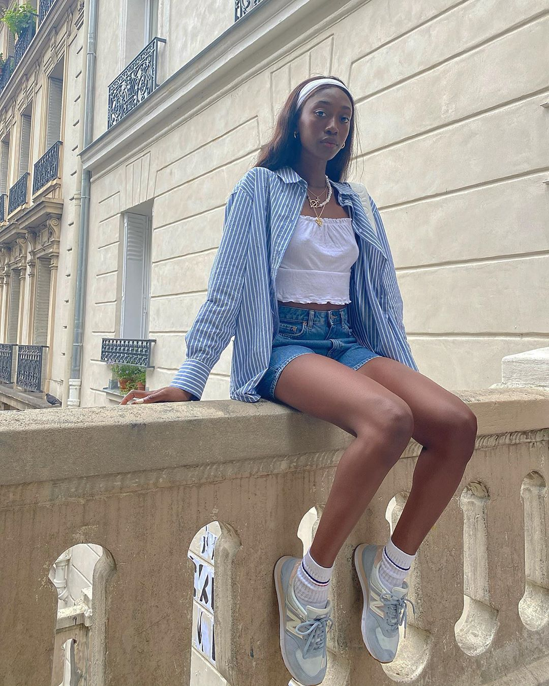 The Chicest Denim Shorts You Can Buy (With Outfit Ideas to Match
