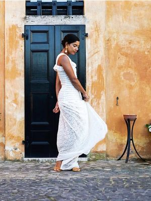6 Outfit Ideas From the Dreamiest Italian Honeymoon Ever