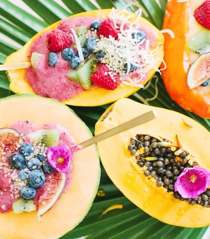 papaya-foods for upset stomach