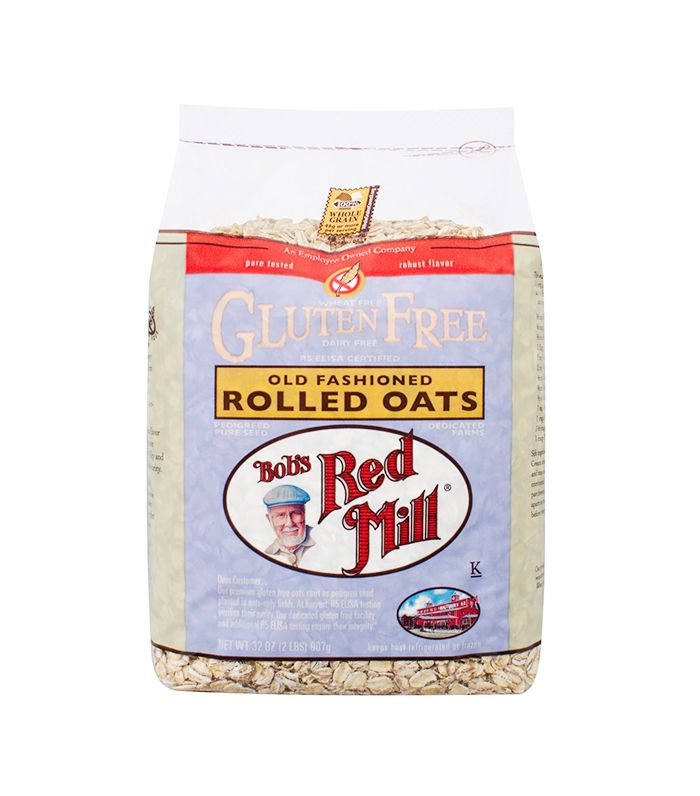 Gluten Free Old Fashioned Rolled Oats by Bob's Red Mill