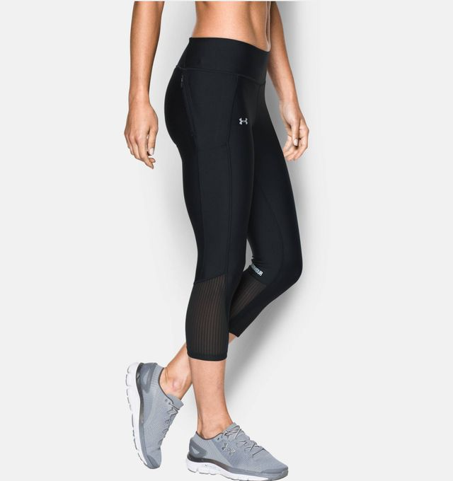 Under Armour Fly-By Capri Leggings
