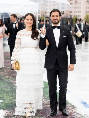 It's Settled: Sweden's Princess Has the Chicest Maternity Style