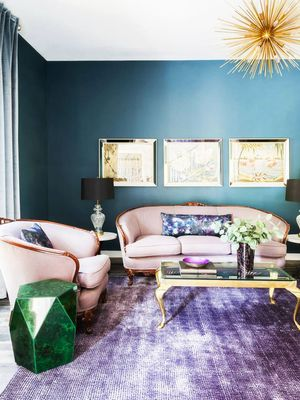 These 13 Teal Paint Colors Will Instantly Brighten Up Any Room