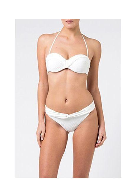 Biondi Antibes Bandeau Bikini Top and Pants
