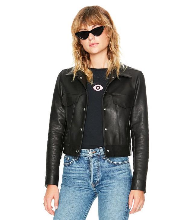 Veda Roy Jacket in Black