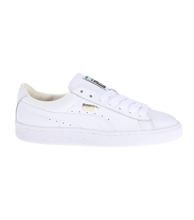 Puma Basket Classic LFS Sneakers in White