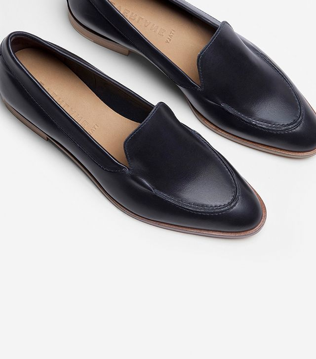 Everlane The Modern Loafer in Midnight