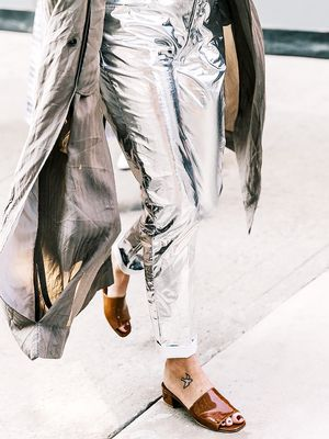 So, You're About to Want to Wear All-Silver Everything