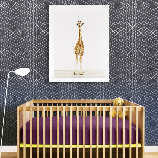 Forget Pink and Blue—Gender-Neutral Is 2017's New Nursery Trend