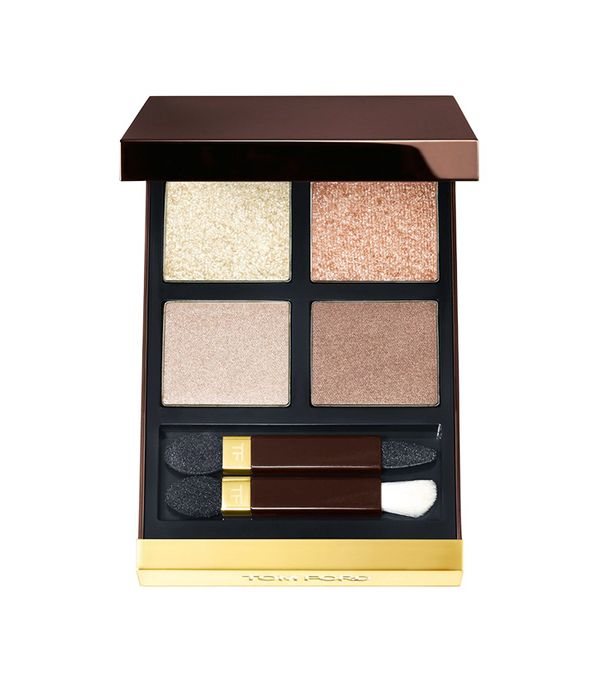 Eyeshadow Quad - Nude Dip