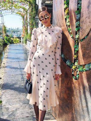 Olivia Culpo Shares the Secret to Her Polished Style—and It Involves Zara