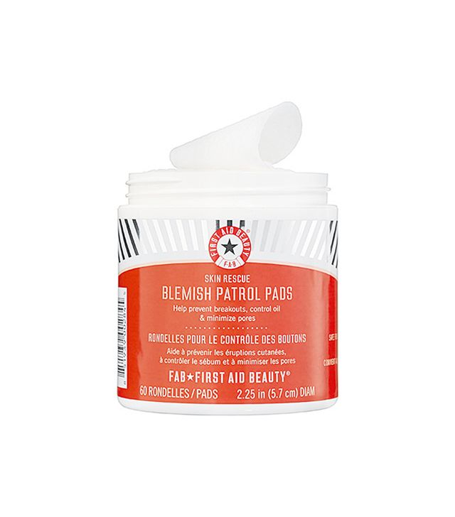 First Aid Beauty Skin Rescue Blemish Patrol Pads