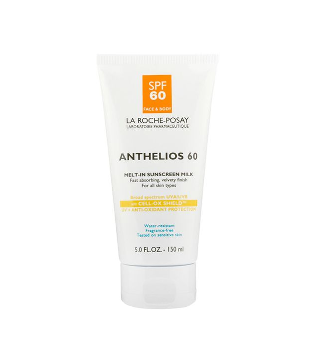 Anthelios 60 Face & Body Melt In Sunscreen Milk