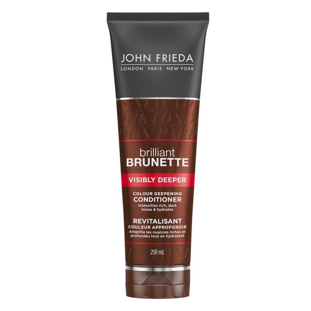 John Frieda Brilliant Brunette Visibly Deeper Colour Deepening Conditioner
