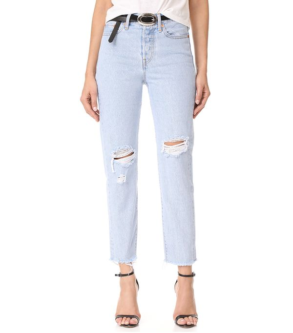 Wedgie Jeans