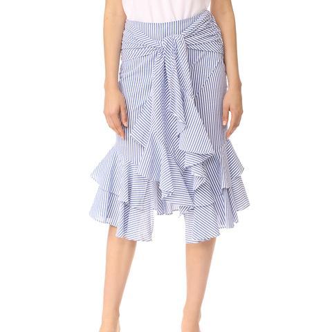Quinn Ruffle Skirt