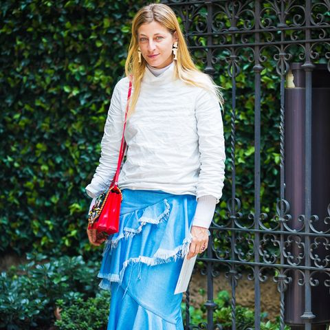 This Denim Item Might Replace Your Skinny Jeans This Summer