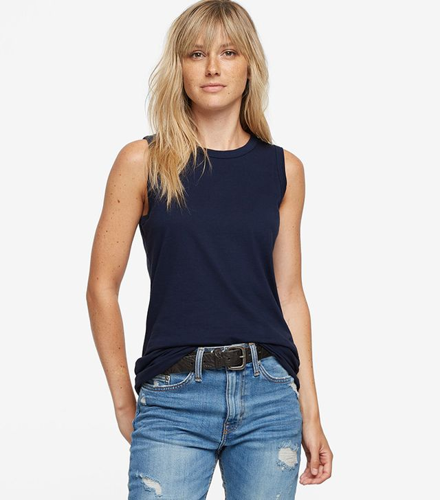 American Giant Classic Muscle Tank Top